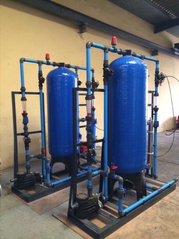 water treatment company